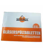 Spulboy Glasswasher Tablets
