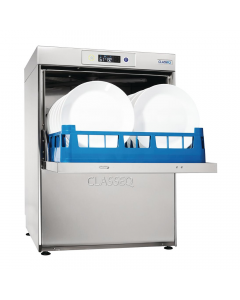 Classeq DUO Commercial Dishwasher 500mm - Door Open Basket