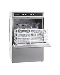 Hobart Ecomax Compact Glasswasher 385mm + Integral Water Softener