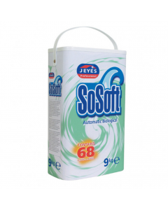 Jeyes Professional Sosoft Bio Washing Powder (9kg)