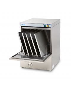 Mach MLP50 Utensil Washer - Door Open Baking Trays