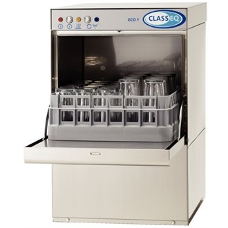 Classeq ECO1 Front Loading Commercial Glasswasher