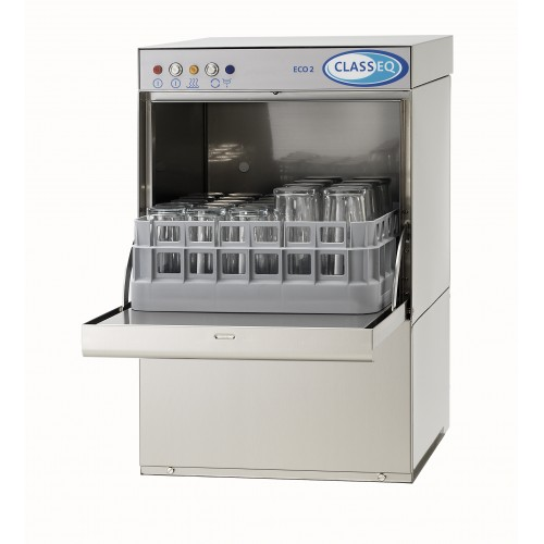 Classeq ECO2 Front Loading Commercial Glasswasher