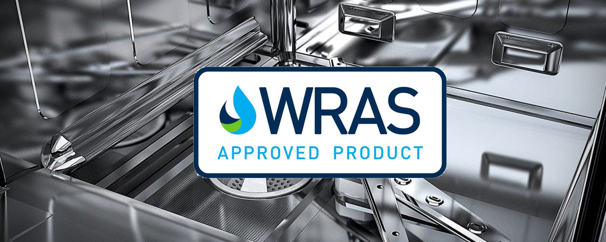 WRAS Approved Commercial Dishwashers