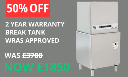 Asber Passthrough Dishwasher Offer