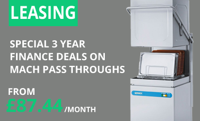 Pass Through Dishwasher Leasing Offer
